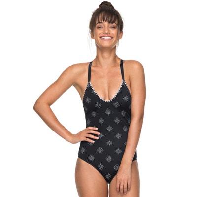Jednoczęściowy kostium kąpielowy na ramiączkach Jednoczęściowy kostium kąpielowy na ramiączkach ROXY