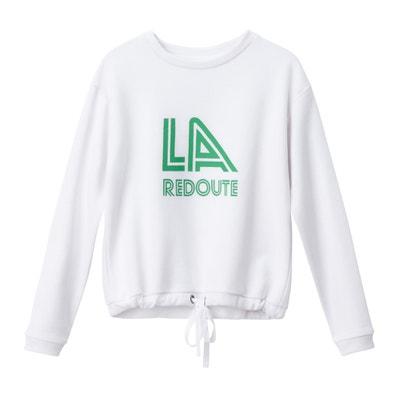 Sweatshirt mit Vintage-Logo La Redoute Sweatshirt mit Vintage-Logo La Redoute La Redoute Collections