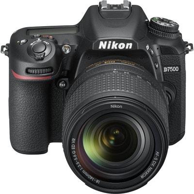 Appareil photo Reflex NIKON D7500 + 18-140mm VR Appareil photo Reflex NIKON D7500 + 18-140mm VR NIKON