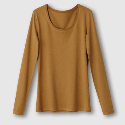 Shirt, lange Ärmel, reine Baumwolle La Redoute Collections