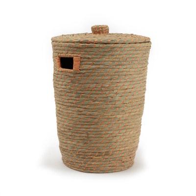 RADIELA Wicker Laundry Basket RADIELA Wicker Laundry Basket La Redoute Interieurs