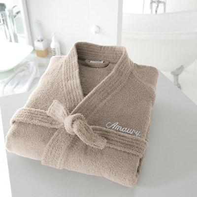 Bathrobe with Kimono Collar, 350 g/m² SCENARIO