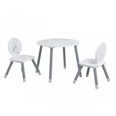 Chaise Bebe Table La Redoute