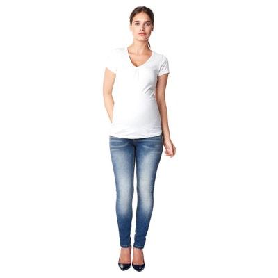 Pantalon de grossesse, jean de maternité Noppies   La Redoute 95adc6f52785