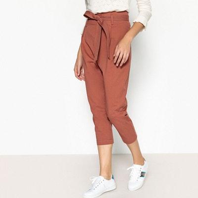 a2e383a11a8ae Pantalon droit JOANNA Pantalon droit JOANNA SUNCOO. Soldes