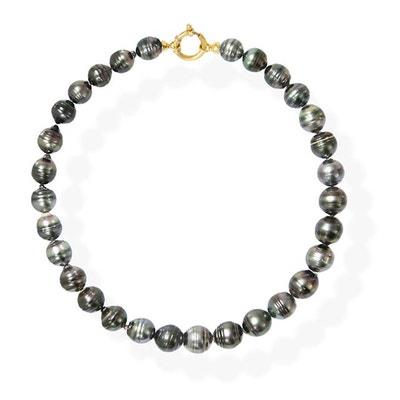 Perle De Tahiti Collier En Solde La Redoute