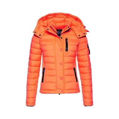Veste à capuche à double zip Fuji Slim Veste à capuche à double zip Fuji  Slim. Soldes 43e55022f654