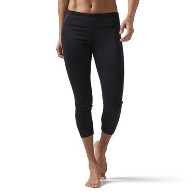 Collant, legging de sport femme Reebok sport en solde   La Redoute 7c69bf07bf26