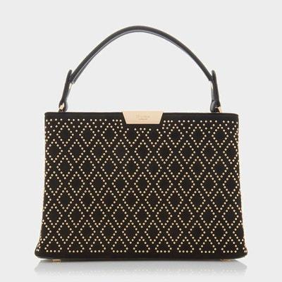 Diamond Studded Handbag - DILEEN Diamond Studded Handbag - DILEEN DUNE LONDON