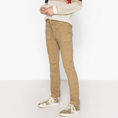 Pantalon slim coton stretch JOEY BA&SH