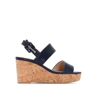 Sandales talon compensé Anna 2 ESPRIT