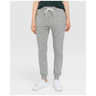 3956bddea4d917 Pantalon jogging en peluche EASY WEAR