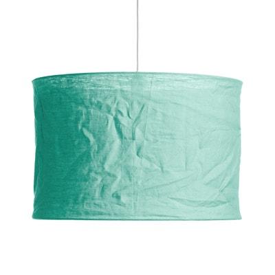 Pantalla de lámpara de techo de lino Ø60 x altura 40 cm, Baulin Pantalla de lámpara de techo de lino Ø60 x altura 40 cm, Baulin AM.PM.