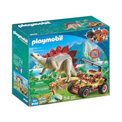 Véhicule et stégosaure - 9432 Véhicule et stégosaure - 9432 PLAYMOBIL