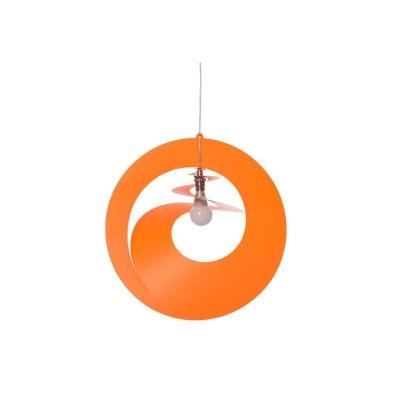Abat-jour Orange Whirl Abat-jour Orange Whirl PA DESIGN