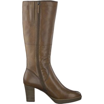Fee Leather Boots TAMARIS