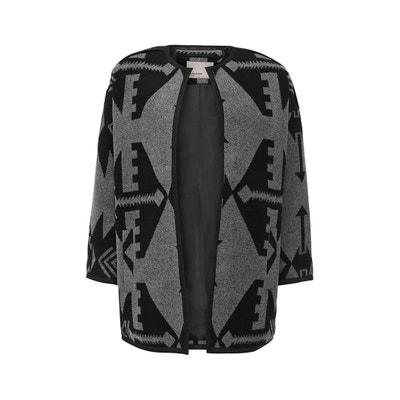 Manteau léger imprimé ethnique VERO MODA
