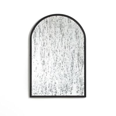 Miroir piqué métal LENAIG Miroir piqué métal LENAIG La Redoute Interieurs