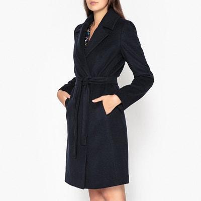 Mantel SAMARA aus Wolle und Kaschmir, gerade Passform Mantel SAMARA aus Wolle und Kaschmir, gerade Passform LA BRAND BOUTIQUE COLLECTION