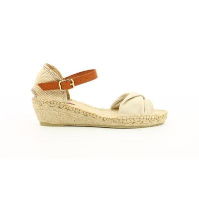 Sandales espadrilles talon compensé Benji PARE GABIA