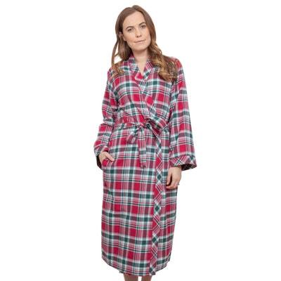 Robe de Chambre à Carreaux HOLLY Robe de Chambre à Carreaux HOLLY CYBERJAMMIES