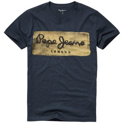"""T-Shirt """"Charing"""" mit Aufdruck T-Shirt """"Charing"""" mit Aufdruck PEPE JEANS"""