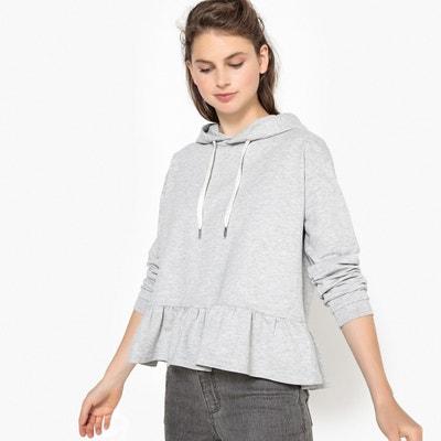 Sweatshirt mit Schösschen Sweatshirt mit Schösschen MADEMOISELLE R