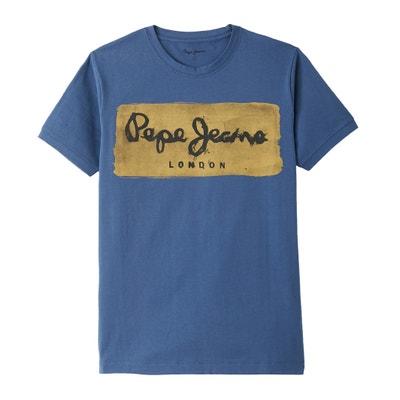 T-shirt Charing com motivo estampado T-shirt Charing com motivo estampado PEPE JEANS
