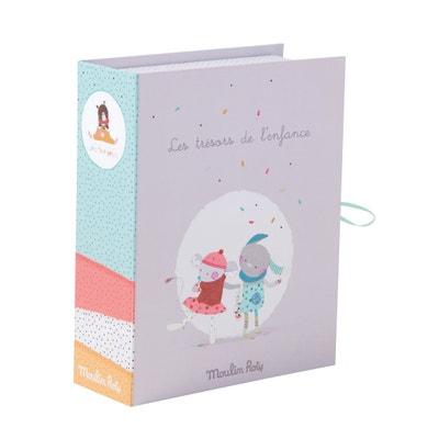 Baby-Erinnerungsbox Les Jolis trop beaux Baby-Erinnerungsbox Les Jolis trop beaux MOULIN ROTY