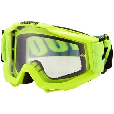 Accuri - Masque - Anti Fog Clear Lens / jaune 100%