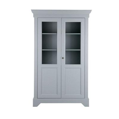 vaisselier gris la redoute. Black Bedroom Furniture Sets. Home Design Ideas