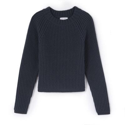 Trui in grof tricot, 10-16 jaar La Redoute Collections