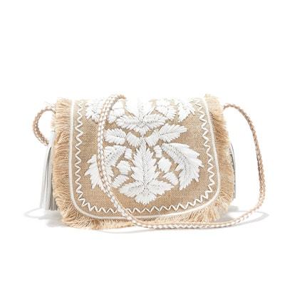 Leah Small Bag - Foldover Cross Body Bag ANTIK BATIK