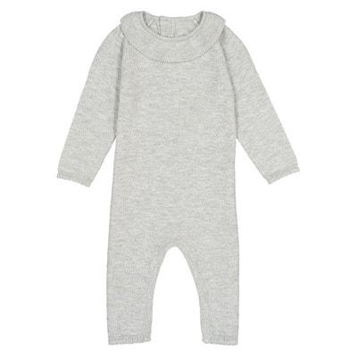 Combinaison naissance en tricot Préma - 2 ans Combinaison naissance en tricot Préma - 2 ans LA REDOUTE COLLECTIONS