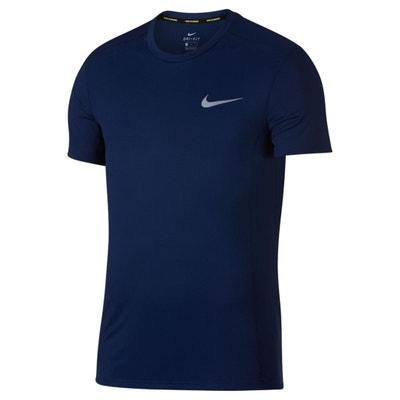 Short-Sleeved Crew Neck T-Shirt Short-Sleeved Crew Neck T-Shirt NIKE