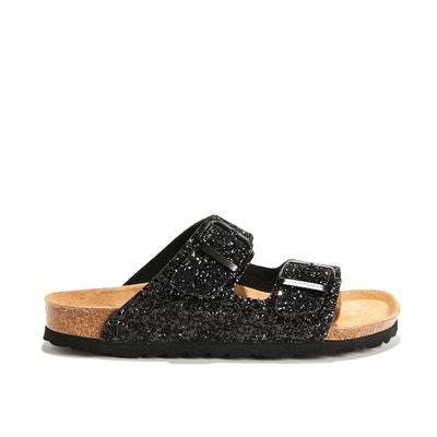 Kaska Flat Sandals MINNETONKA
