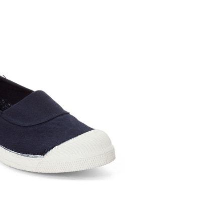 Basic sneakers met elastiek BENSIMON