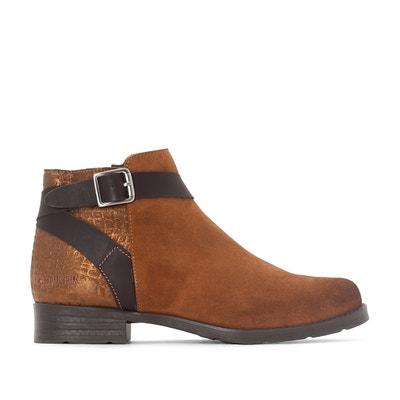 Mol Leather Ankle Boots Mol Leather Ankle Boots BUNKER
