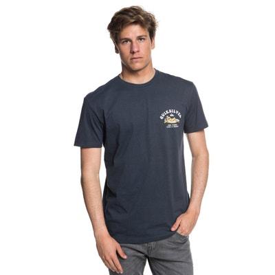 T-shirt con scollo rotondo e maniche lunghe T-shirt con scollo rotondo e maniche lunghe QUIKSILVER