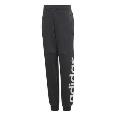 Pantalon Adidas Pantalon Linear Noir Enfant adidas