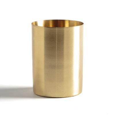 Vaso para baño de color dorado XIMIA Vaso para baño de color dorado XIMIA La Redoute Interieurs