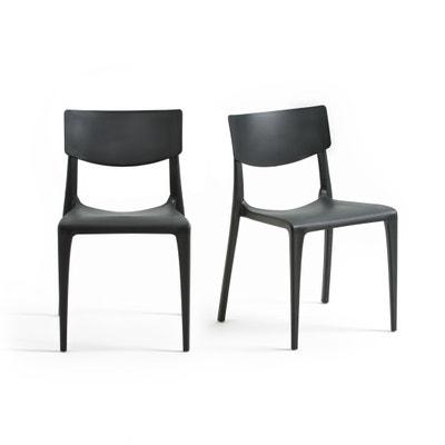 Set of 2 Robico Garden Chairs La Redoute Interieurs