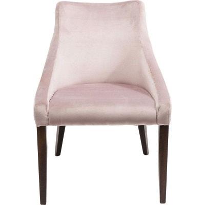 Chaise Mode Velours Rose Kare Design KARE DESIGN