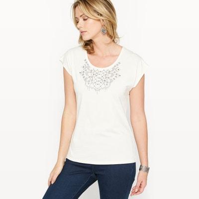Cotton and Modal T-Shirt Cotton and Modal T-Shirt ANNE WEYBURN