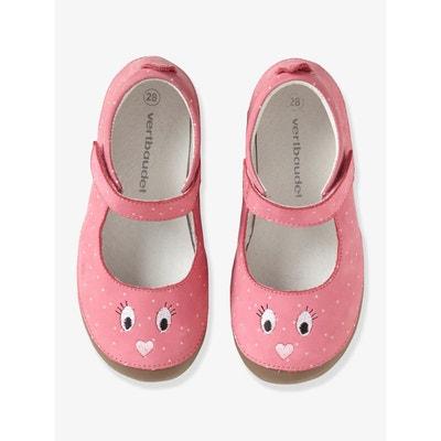Chaussons fille - Chaussures enfant 3-16 ans en solde   La Redoute cae7dccf738d