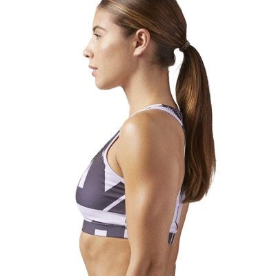 Brassière de sport, Workout Ready Short Bra Flora REEBOK