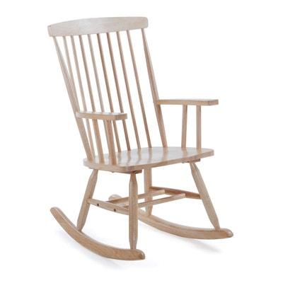 chaise bascule tenzo naturel chaise bascule tenzo naturel kave home - Chaise A Bascule Blanche