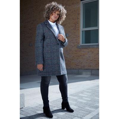 Femme Redoute Grande Mode Cher Parka La Pas Taille Manteau Ms 76x5aBTq