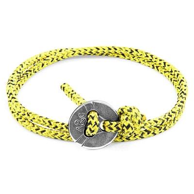 Bracelet ancre homme solde