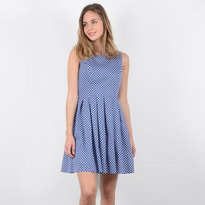 Kurzes Kleid, A-Linie, grafischer Print Kurzes Kleid, A-Linie, grafischer Print MOLLY BRACKEN